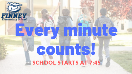 Every minute counts! (1)